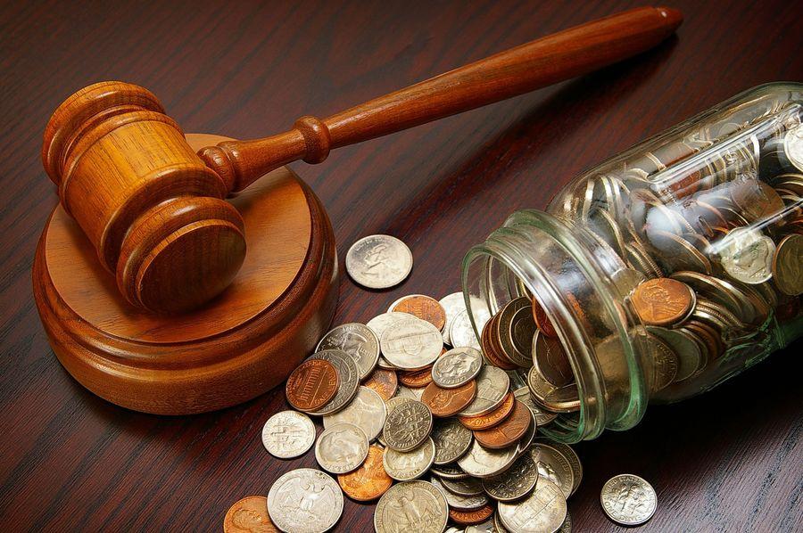 было Взыскание денег в судебном порядке расхохотался успел